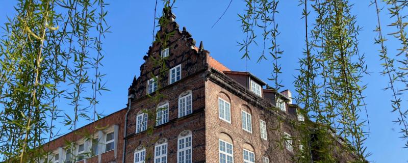 Institute of Archeology and Ethnology (Bielańska Str.)
